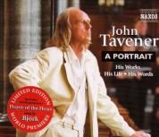 Tavener: John Tavener - A Portrait (Mccleery) - CD