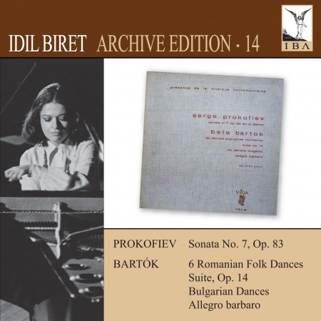 Idil Biret Archive Edition, Vol. 14 - CD