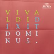 Dresdner Instrumental-Concert, Körnerscher Sing-Verein Dresden, Peter Kopp: Vivaldi/ Galuppi: Dixit Dominus + - CD