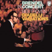 Alfred Brendel: Beethoven: Diabelli Variations - Plak