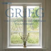 Eva Knardahl, Love Derwinger, Kjell Ingebretsen: Grieg: Complete Solo Piano Music - CD