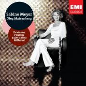 Sabine Meyer, Oleg Maisenberg: Devienne - Poulenc - Saint-Saëns - Milhaud - CD