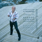 Nordic Chamber Orchestra, Christian Lindberg: Christian Lindberg conducts the Nordic Chamber Orchestra - CD