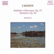 Chopin: Ballades / Berceuse Op. 57 / Fantasie Op. 49 - CD