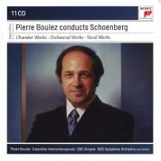 Pierre Boulez conducts Schoenberg - CD