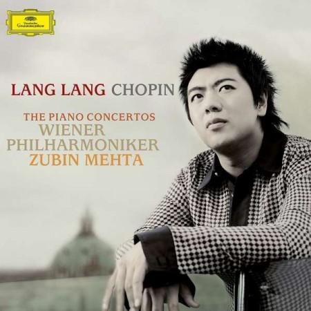 Lang Lang, Zubin Mehta: Chopin: Piano Concertos No. 1 - 2 - Plak