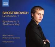 Vasily Petrenko: Shostakovich: Symphonies Nos. 1 & 3 - CD