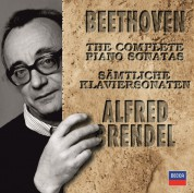 Alfred Brendel: Beethoven: The Complete Piano Sonatas - CD