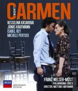 Vesselina Kasarova, Jonas Kaufmann, Isabel Rey, Michele Pertusi, Philharmonia Zürich, Franz Welser-Möst: Bizet: Carmen - BluRay