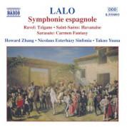 Lalo: Symphonie Espagnole / Ravel / Saint-Saens / Sarasate - CD