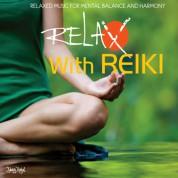 Çeşitli Sanatçılar: Relax With Reiki - CD