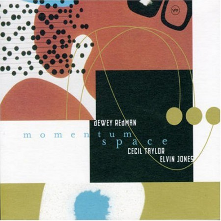 Elvin Jones, Cecil Taylor: Momentum Space - CD