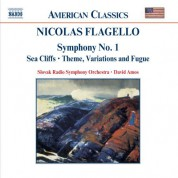 Flagello: Symphony No. 1 /  Theme, Variations and Fugue - CD