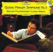 Berliner Philharmoniker, Claudio Abbado: Mahler: Symphonie No. 5 - CD