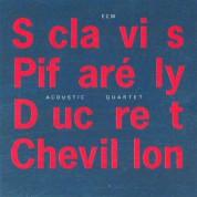 Louis Sclavis, Dominique Pifarely: Acoustic Quartet - CD