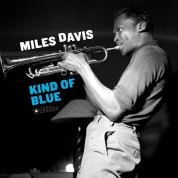 Miles Davis: Kind Of Blue +1 Bonus Track (Images By Iconic Photographer Francis Wolff) - Plak