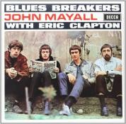 John Mayall: Bluesbreakers With Eric Clapton - Plak