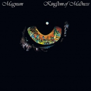 Magnum: Kingdom Of Madness (Limited Numbered Edition - Silver Vinyl) - Plak