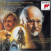John Williams, The Boston Pops Orchestra: Spielberg / Williams Collaboration - CD