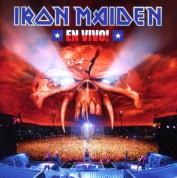 Iron Maiden: En Vivo! Live in Santiago - CD
