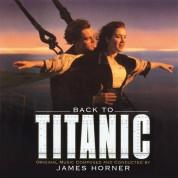 James Horner: Back To Titanic (Limited Numbered Edition - Gold Vinyl) - Plak