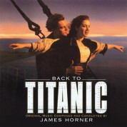 James Horner: Back To Titanic (Limited Numbered Edition - Gold Vinyl) - Plak