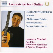 Guitar Recital: Lorenzo Micheli - CD