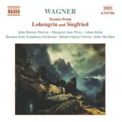 John McGlinn: Wagner, R.: Scenes From Lohengrin and Siegfried - CD