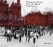 Gidon Kremer, Kremerata Baltica: Weinberg: Sonata No.3 Op.126, Trio Op.48, Sonatine Op.46, Concertino Op.42, Sym. No.10 Op.98 - CD