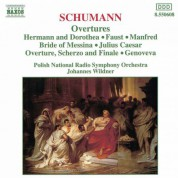 Schumann, R.: Overtures - CD