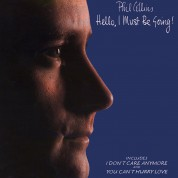 Phil Collins: Hello, I Must Be Going - CD
