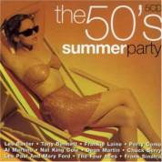 Çeşitli Sanatçılar: 50's Summer Party - CD