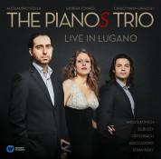 The Pianos Trio - Live in Lugano - CD