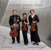 Janaki String Trio - Debut - Plak