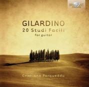 Cristiano Porqueddu: Gilardino: 20 Studi Facili - CD