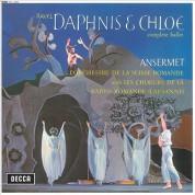 Ernest Ansermet, Orchestre de la Suisse Romande: Ravel: Daphnis et Chloe - Plak