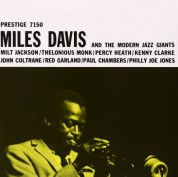 Miles Davis & The Modern Jazz Giants - Plak