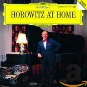 Vladimir Horowitz: Horowitz at Home - CD
