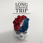 The Grateful Dead: Long Strange Trip (Soundtrack) - Plak