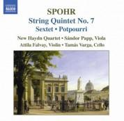 Spohr: String Quintet No. 7 / String Sextet, Op. 140 / Potpourri - CD
