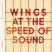 Wings: At The Speed Of Sound - Plak