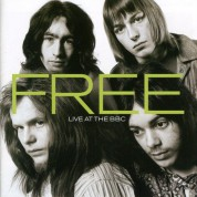 Free: Live At The BBC - CD