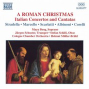 Cologne Chamber Orchestra: Roman Christmas: Italian Concertos and Cantatas - CD
