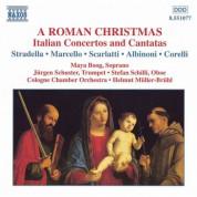 Cologne Chamber Orchestra: Roman Christmas: Italian Concertos and Cantatas - CD