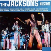 The Jacksons: Milestones - CD