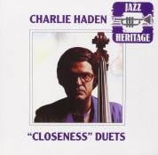 "Charlie Haden: ""Closeness"" Duets - CD"