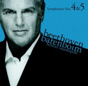 Staatskapelle Berlin, Daniel Barenboim: Beethoven: Symphony No. 4,5 - CD