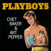 Art Pepper: Playboys - CD