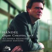 Accademia Bizantina, Ottavio Dantone: Handel: Organ Concertos, Op.4 - CD
