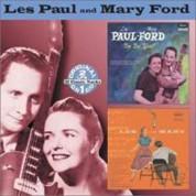 Mary Ford, Les Paul: Bye Bye Blues - CD